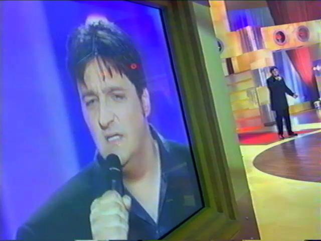 A la télévision sur France 2