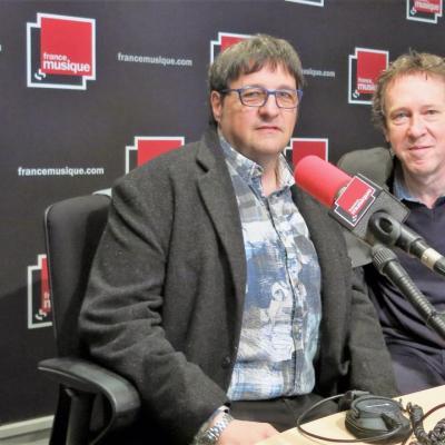 avec   Benoit duteurtre survFrance musique 15 04 2017