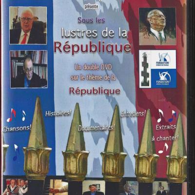 Dvd face lustres republique