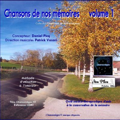 Jaquette face chansons de nos memoires volume 1 modifie 1