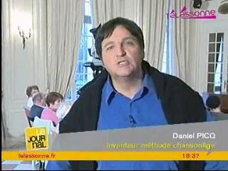 en INTERVIEW sur TELE ESSONNE