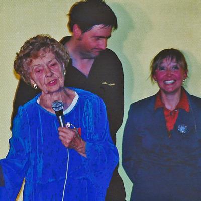 En spectacle avec Paulette Dubost et Nicole Picq