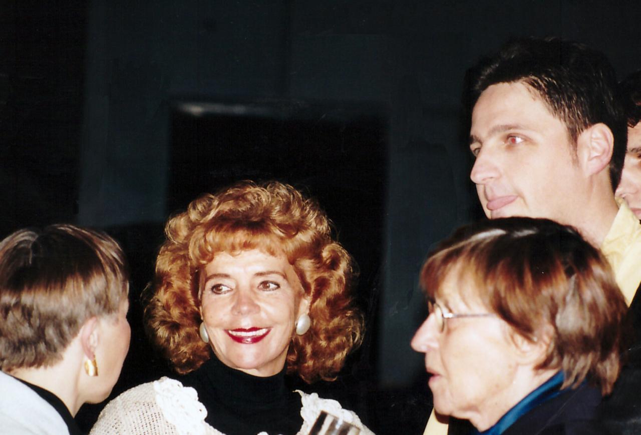En spectacle avec Pierrette Bruno