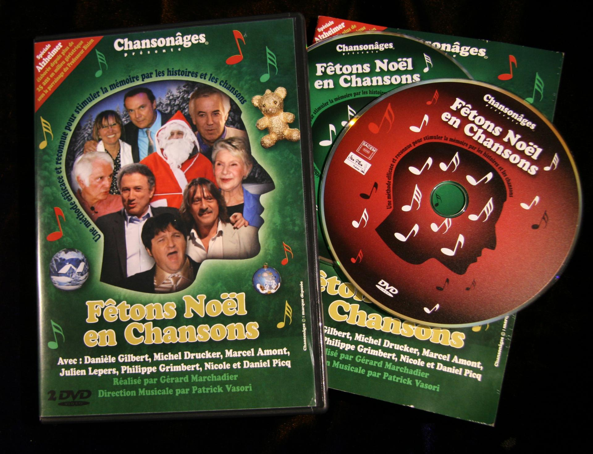 13 dvd noel pour catalogue