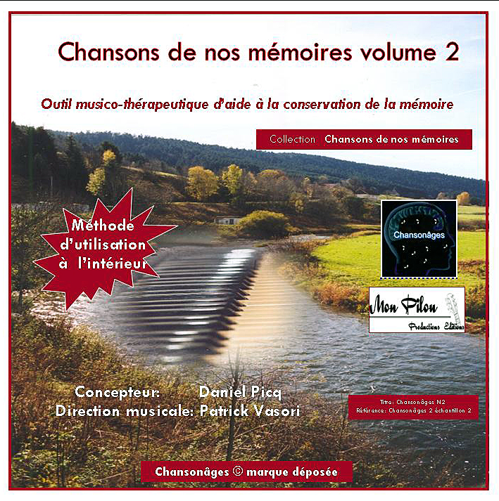 Jaquette face chansons de nos memoires volume 2 modifie 1